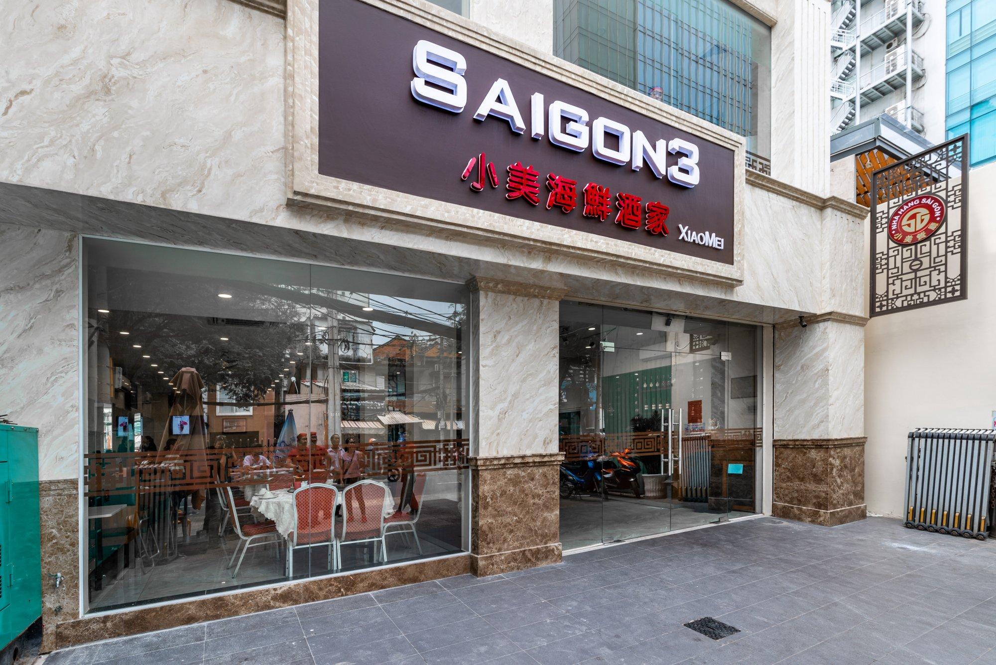 Nhà hàng SAIGON 3